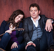 Catherine MacLellan and Chris Gauthier Promo Photo