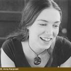 Credit: Anna Karpinski - Catherine smiling portrait
