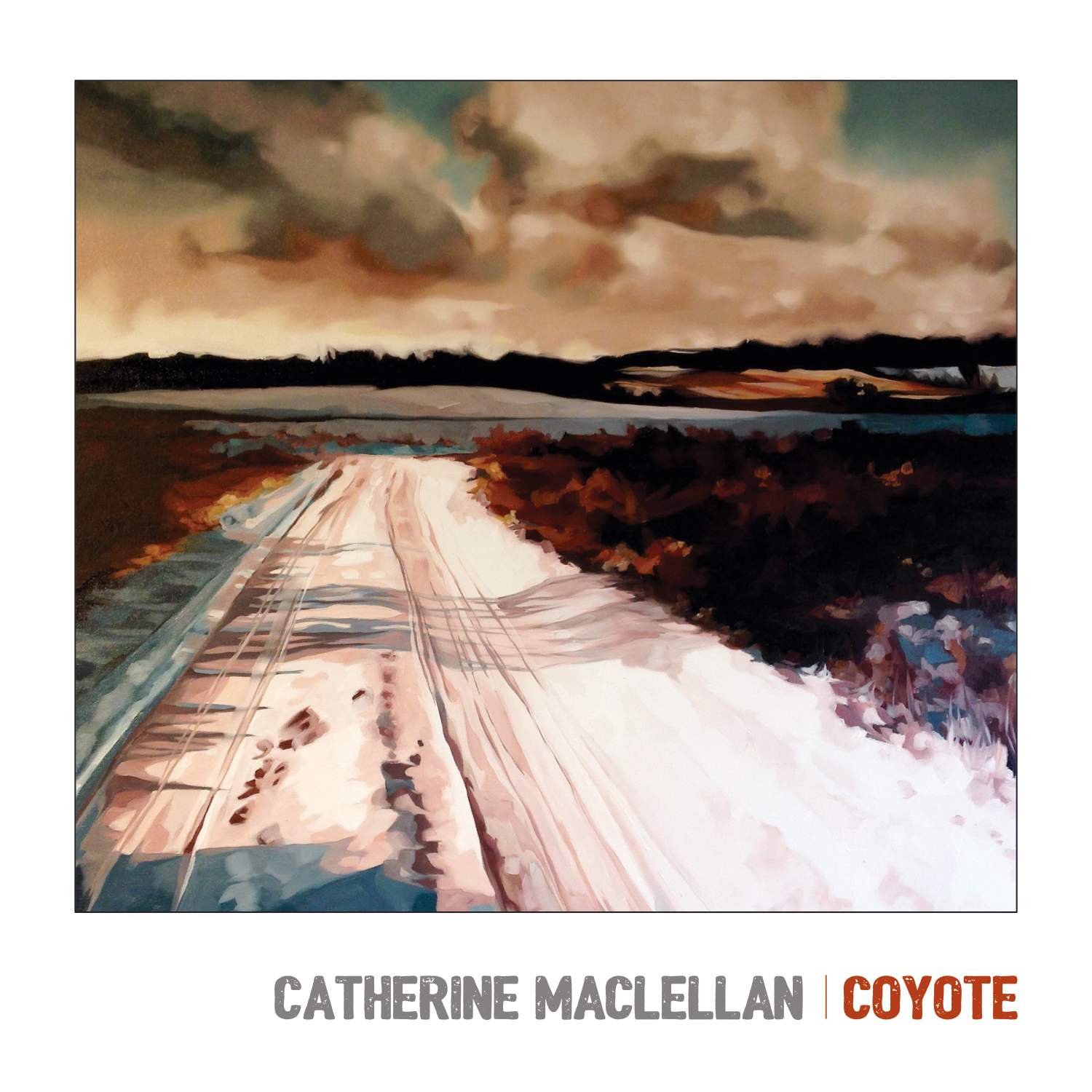 Catherine MacLellan - Coyote album cover